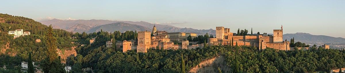 Mirador de San Nicolas Granada.