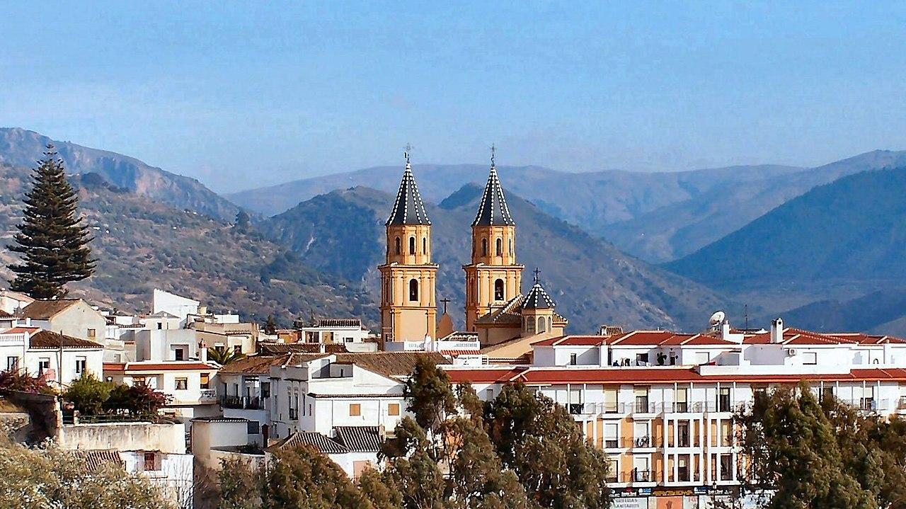 Orgiva Granada