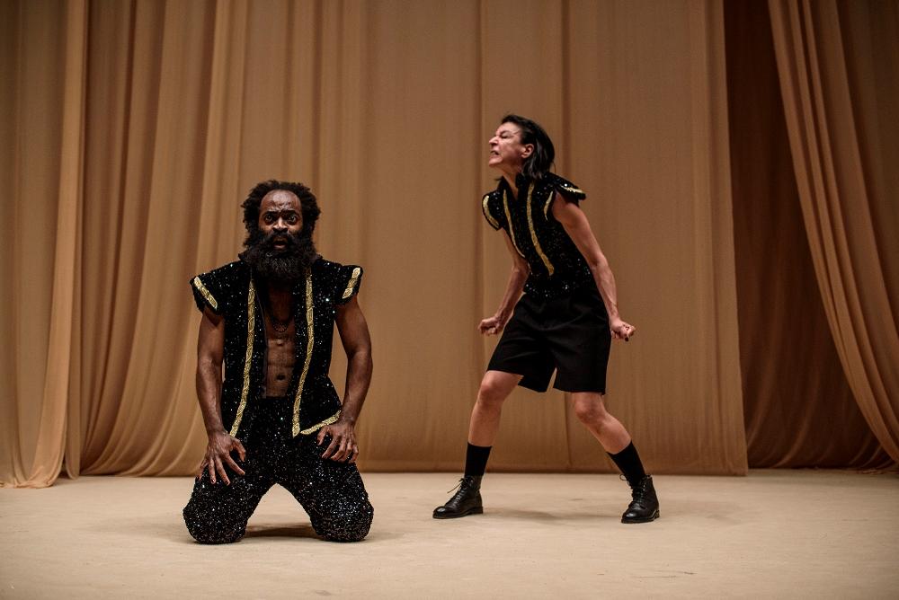 Othello, obra de teatro en el auditorio municipal de Vigo