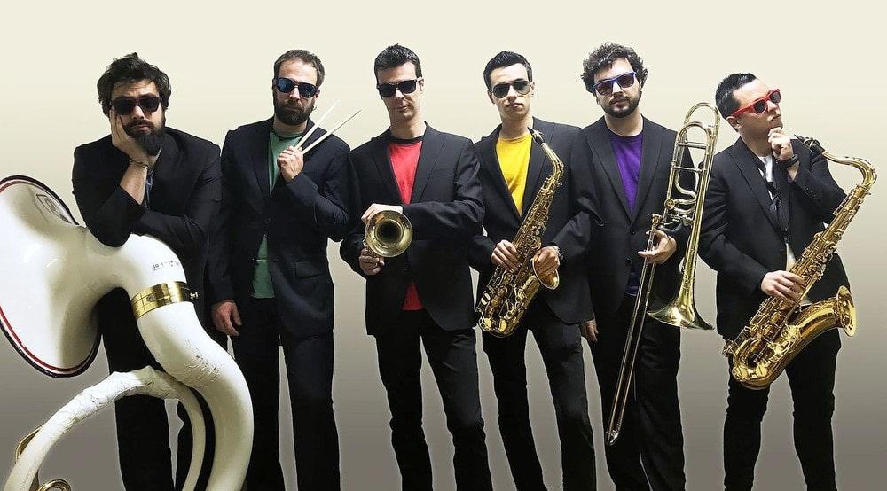 Pimienta Brass Band min
