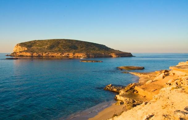 Platges de Comte Ibiza