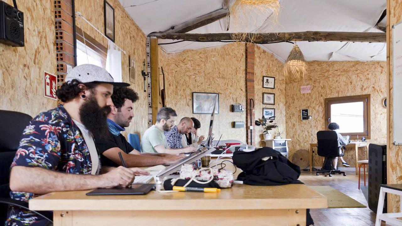 Sende espacio coworking Galicia sende