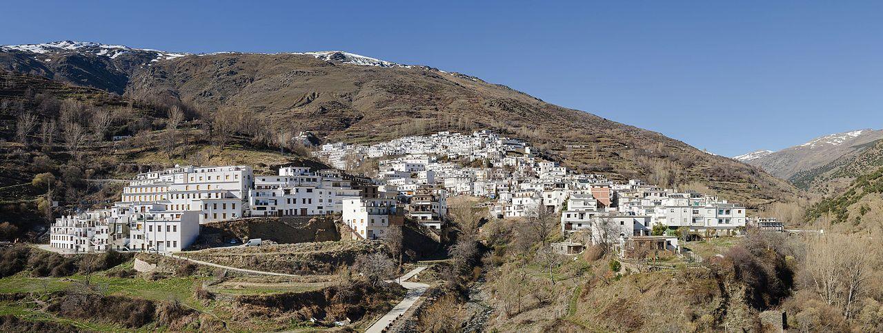 Trevelez Granada