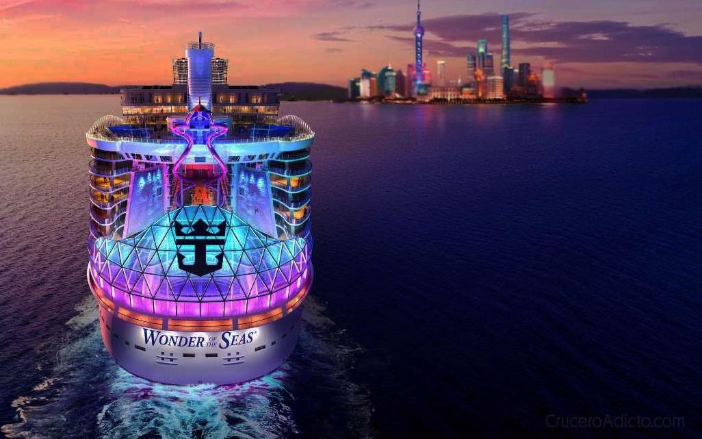 Wonder of the Seas by cruceroadicto.com