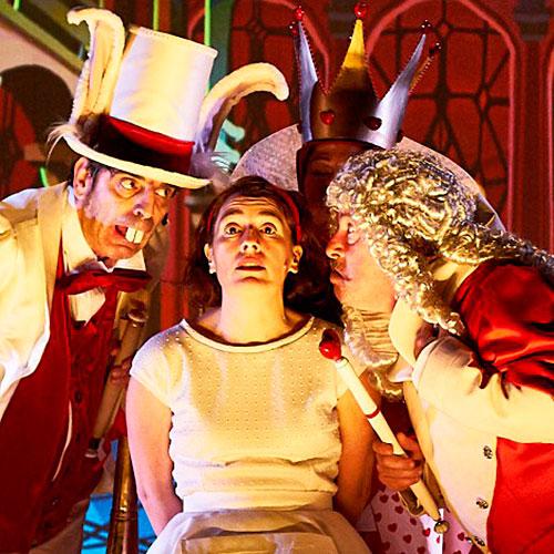 Alicia (Teloncillo) en Teatro Juan Bravo en Segovia