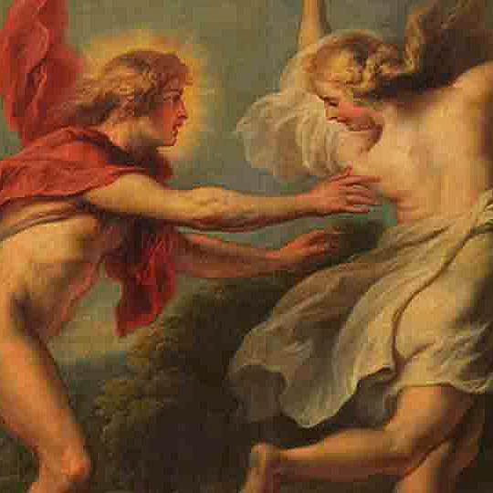 arte y mito los dioses del prado
