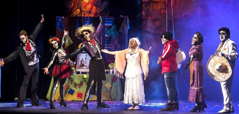 Coco 'Recuérdame', el musical familiar de la película en Vigo