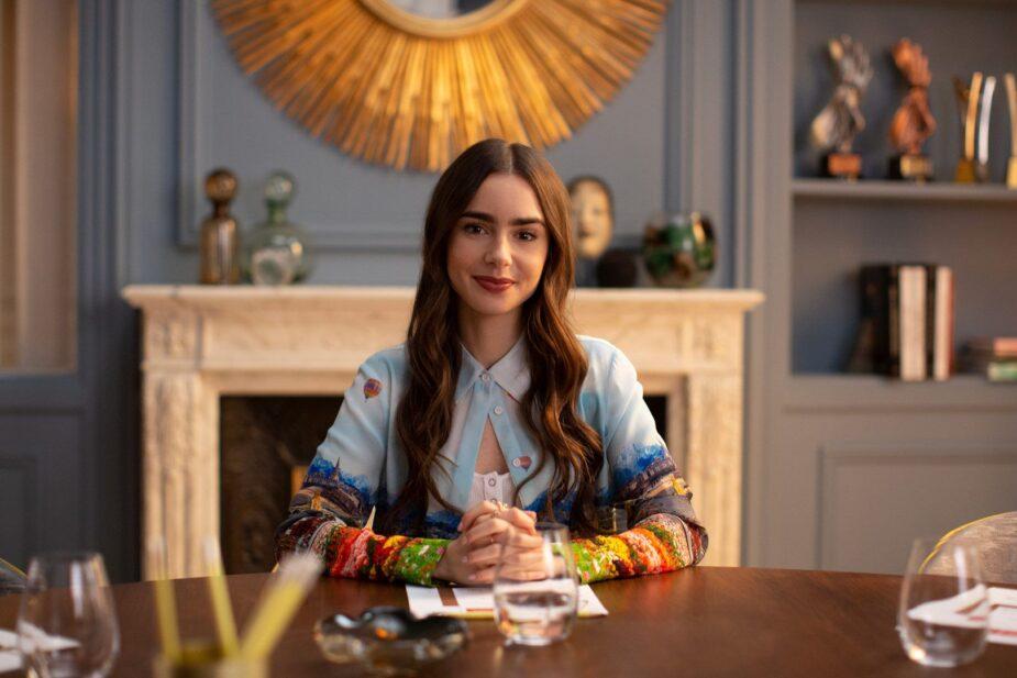 Segunda temporada Emily en París