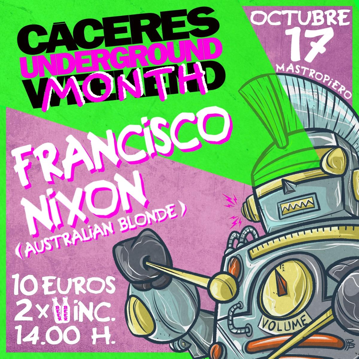 francisco nixon en caceres 1631299837821198