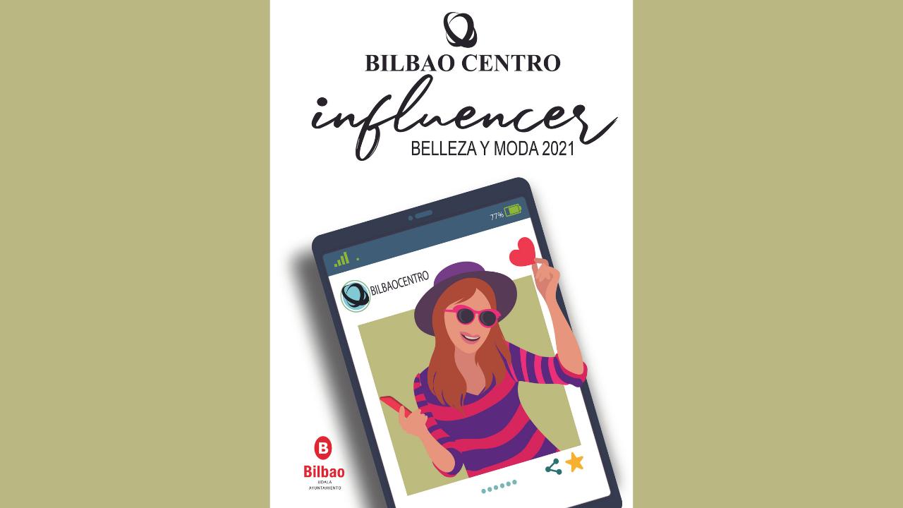 BilbaoCentro promociona los comercios de moda y belleza a través de los influencers más destacados