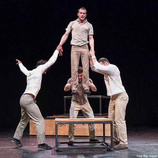 Intarsi en Teatro Lope de Vega en Sevilla