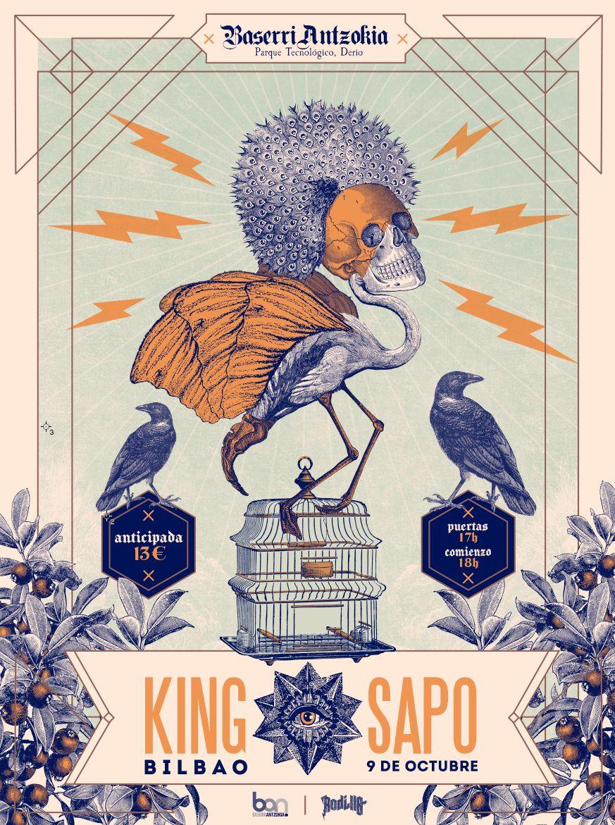 king sapo en baserri antzokia 16315422628500547