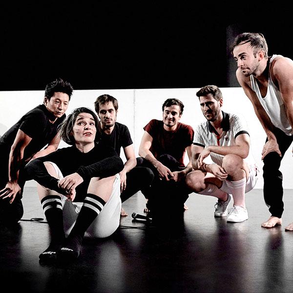 Man Up en Teatro Gayarre en Navarra