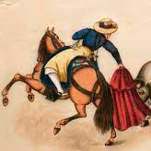 Más que un lance. La cultura del toro en América en Museo de América en Madrid
