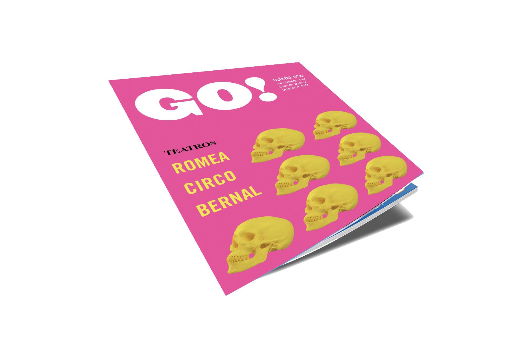 Aqui puedes leer la Guia GO de OCTUBRE