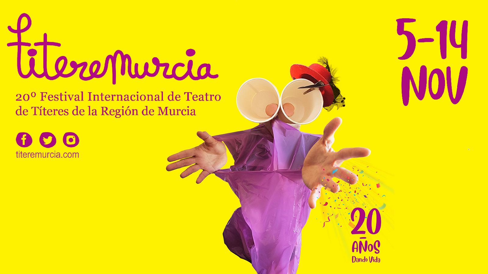 Festival TITEREMURCIA 2021