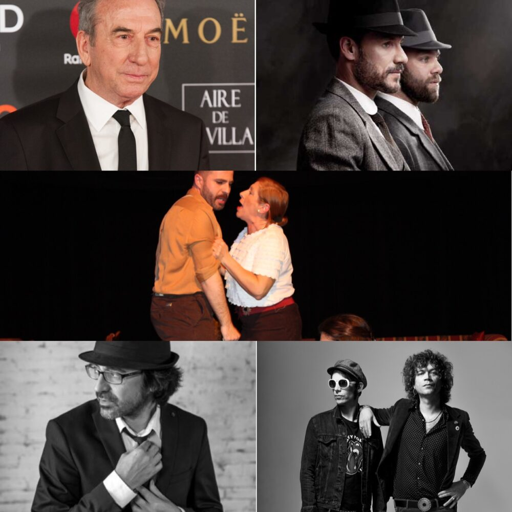 Espectáculos esta semana en Murcia