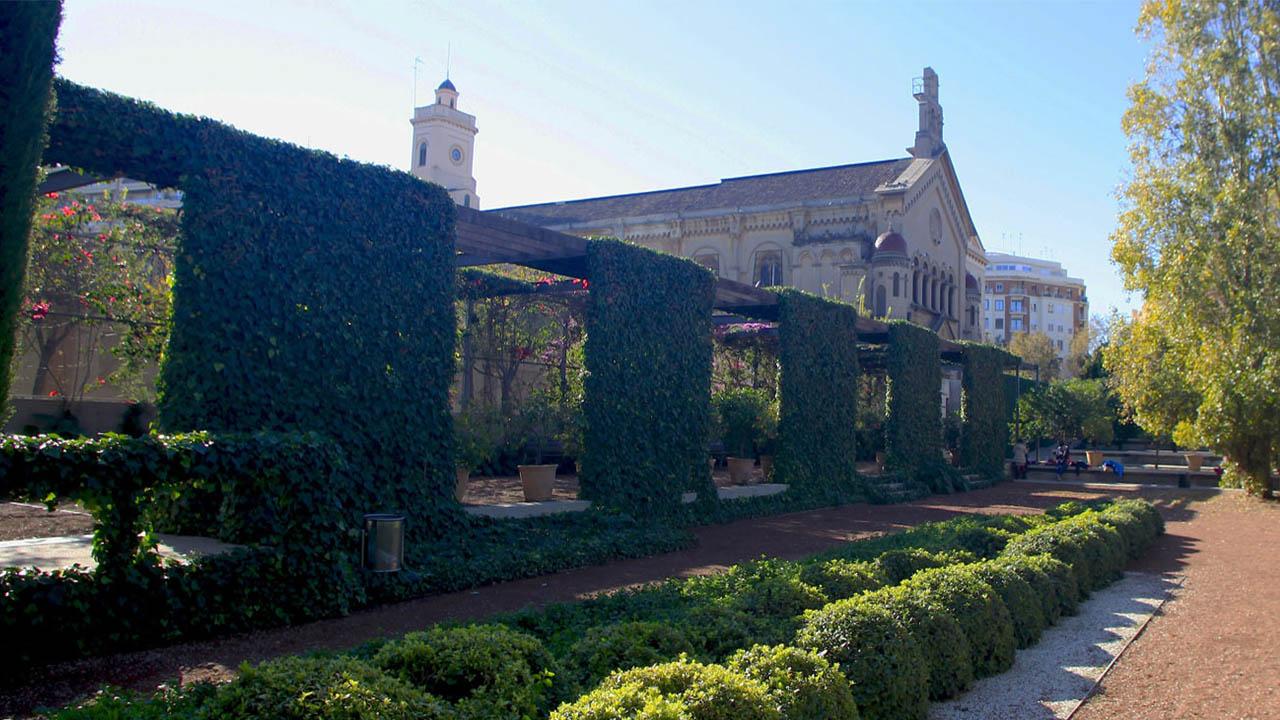 Jardin de las Hesperides jardins.valencia.es