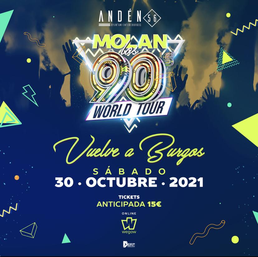MOLAN LOS 90S