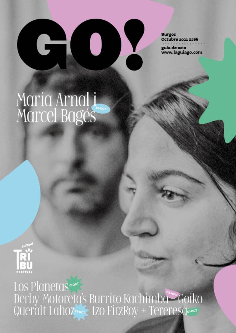 Portada Revista Burgos Octubre 21 1 1