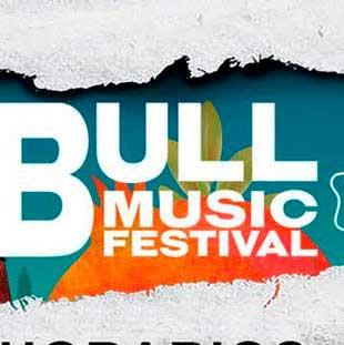Concierto de Bull Music Festival 2021 en Paseo Cortijo del Conde en Granada