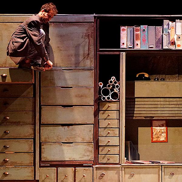 Déjà vu (Manolo Alcántara) en Mira Teatro en Madrid