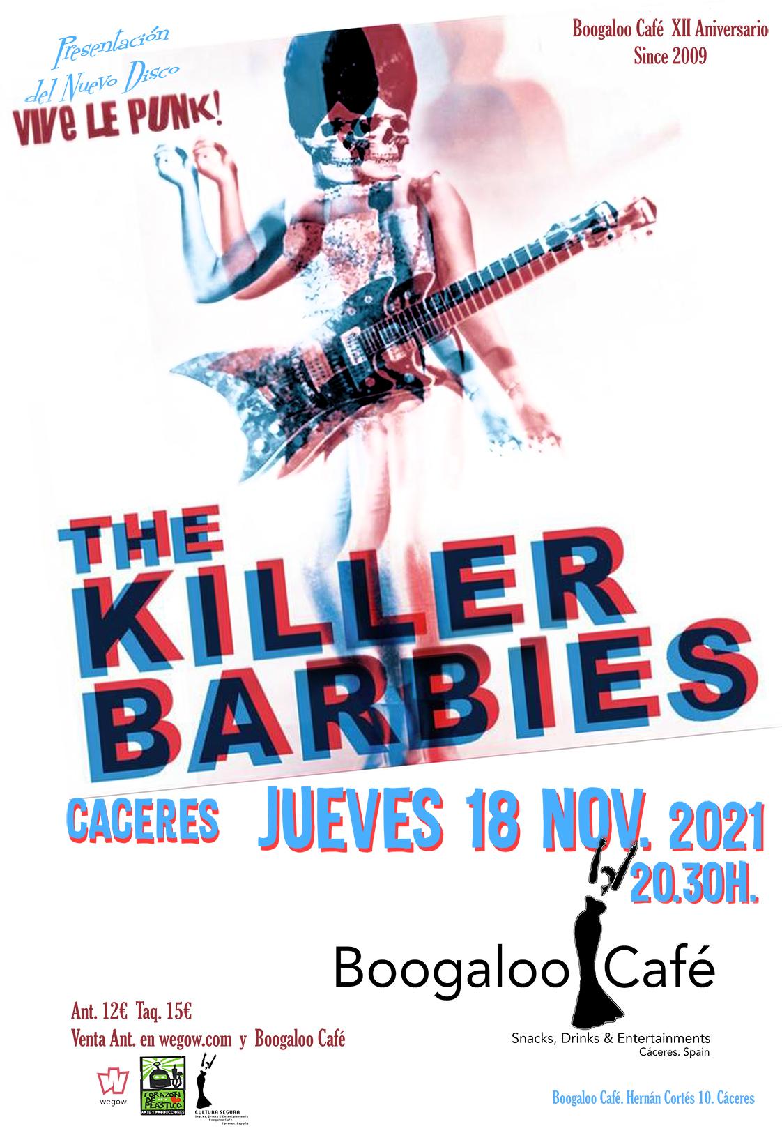 killer barbies concierto en boogaloo cafe caceres 16348229961724029