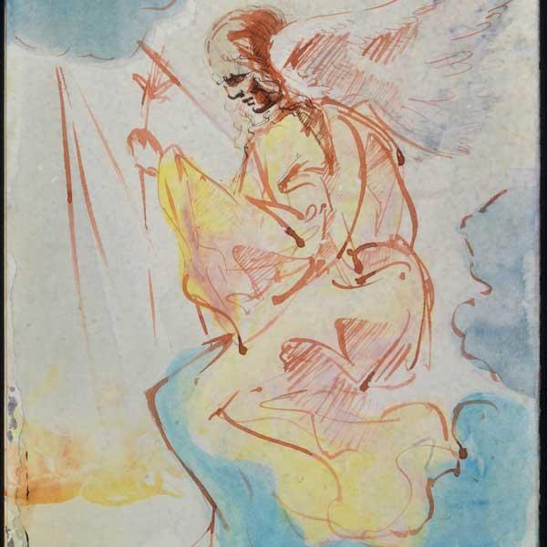 la divina comedia de dante alighieri ilustrada por salvador dali