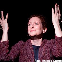 La lengua en pedazos en Teatre Principal en Castellón