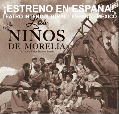 Los Niños de Morelia en el Teatro Cervantes