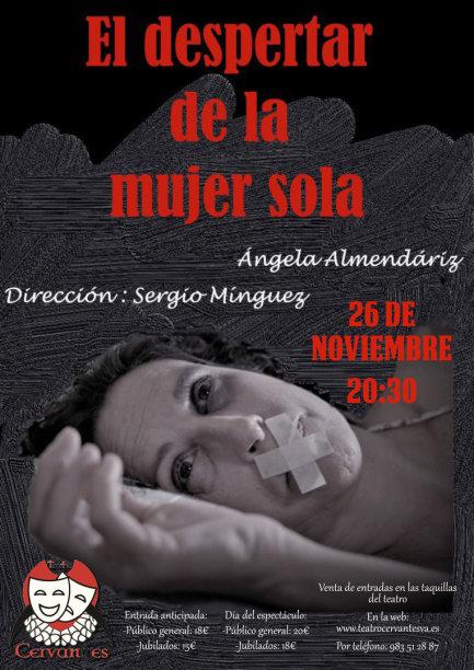 El despertar de la mujer sola en el Teatro Cervantes