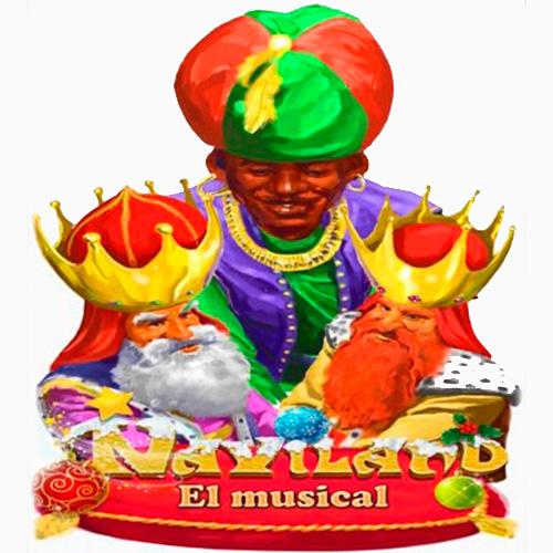Naviland, el musical de los Reyes Magos en Teatro Marín en Teruel