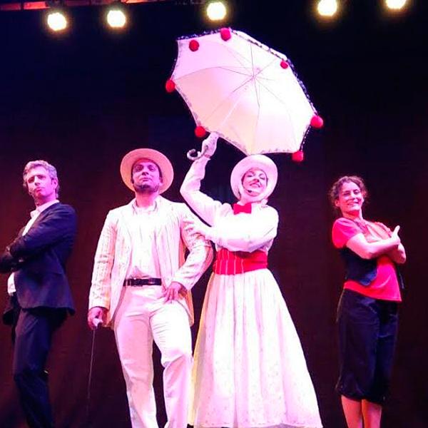 Supercalifragilístico. El musical en Auditorium Municipal Príncipe de Asturias en Málaga
