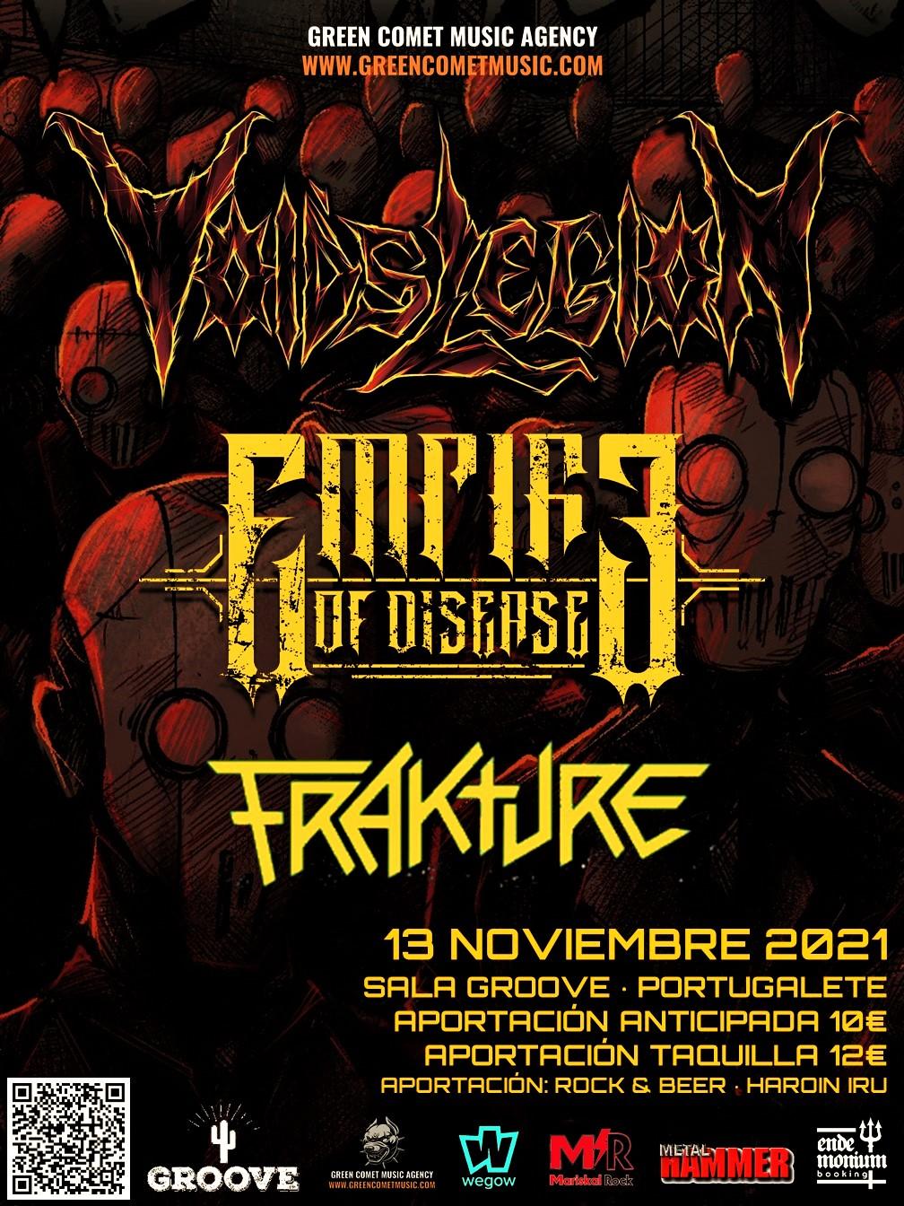 void s legion awakening the collapse tour portugalete 1633591570156442